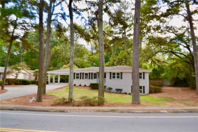 2855 Briarlake Road NE, Atlanta, GA 30345 (MLS #6625396) :: Path & Post Real Estate