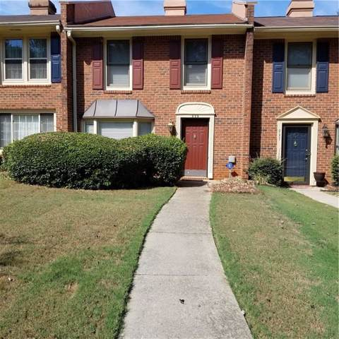 939 Chippendale Lane, Norcross, GA 30093 (MLS #6625449) :: North Atlanta Home Team