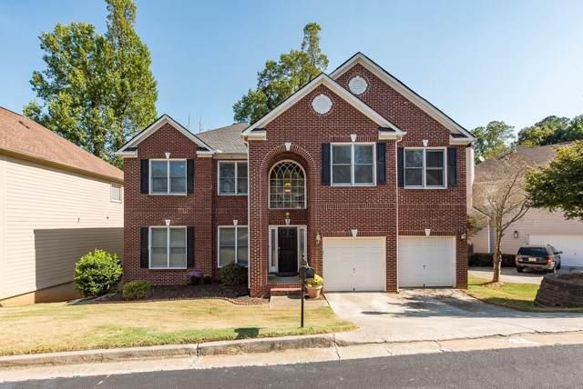 3324 Hidden Trail Road SE, Smyrna, GA 30082 (MLS #6625473) :: North Atlanta Home Team