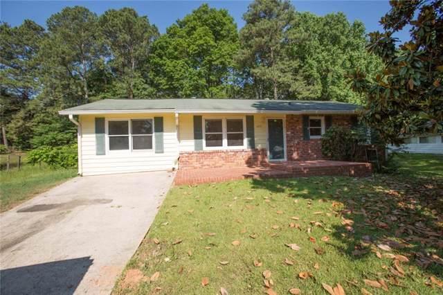 6211 Castlewood Drive, Morrow, GA 30260 (MLS #6625489) :: North Atlanta Home Team