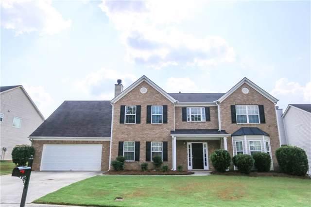 841 Holly Meadow Drive, Buford, GA 30518 (MLS #6625566) :: North Atlanta Home Team