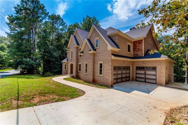 9215 Huntcliff Trace, Sandy Springs, GA 30350 (MLS #6625644) :: North Atlanta Home Team