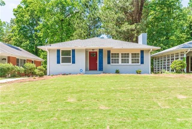 1765 Shirley Street SW, Atlanta, GA 30310 (MLS #6625659) :: North Atlanta Home Team