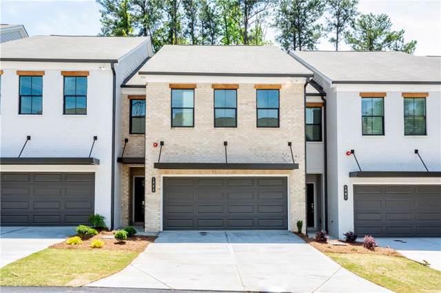 1008 Rohner Way #44, Smyrna, GA 30080 (MLS #6625670) :: North Atlanta Home Team