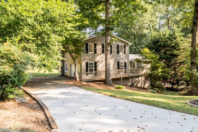 5340 Mill Run Drive, Marietta, GA 30068 (MLS #6625680) :: North Atlanta Home Team