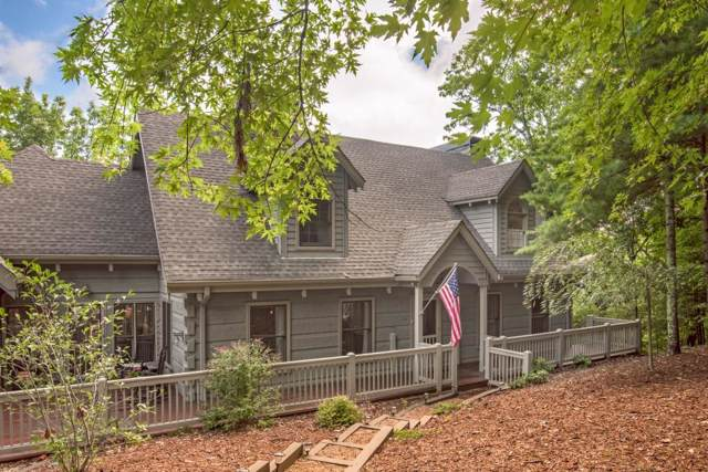 118 Cliff Fern Point, Big Canoe, GA 30143 (MLS #6625703) :: The Zac Team @ RE/MAX Metro Atlanta