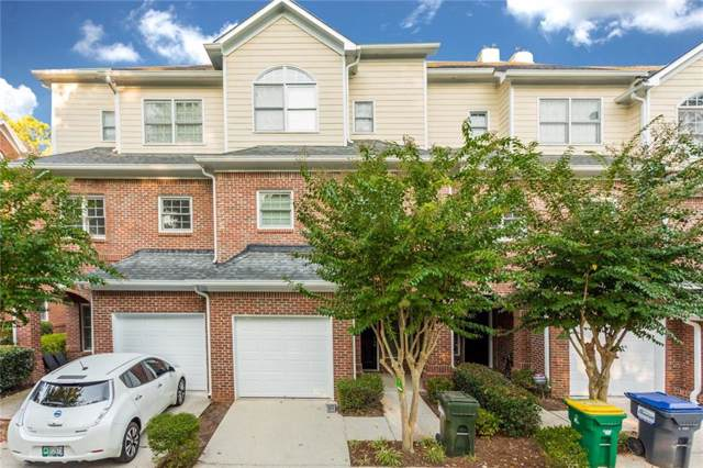 1200 Wing Street #12, Sandy Springs, GA 30350 (MLS #6625716) :: North Atlanta Home Team