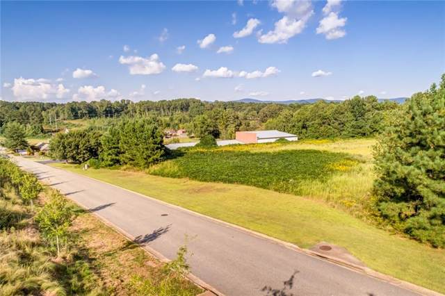 0 Mountainside Drive, Jasper, GA 30143 (MLS #6625756) :: The North Georgia Group