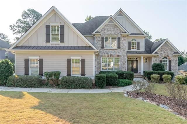 3516 Lake Ridge Drive, Gainesville, GA 30506 (MLS #6625763) :: The Heyl Group at Keller Williams