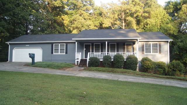 1490 NW Acworth Due West Road NW, Kennesaw, GA 30152 (MLS #6625805) :: The North Georgia Group
