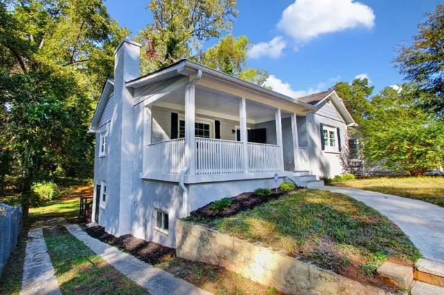 1321 Lorenzo Drive SW, Atlanta, GA 30310 (MLS #6625822) :: The Heyl Group at Keller Williams