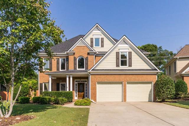 1718 Tappahannock Trail, Marietta, GA 30062 (MLS #6625897) :: North Atlanta Home Team