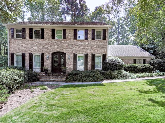 205 Old College Way, Sandy Springs, GA 30328 (MLS #6625933) :: North Atlanta Home Team