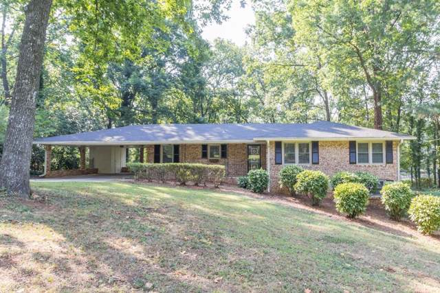 510 Duchess Drive, Marietta, GA 30066 (MLS #6625944) :: North Atlanta Home Team