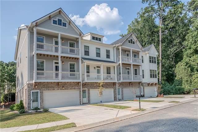 2417 Misty Hollow Place #26, College Park, GA 30337 (MLS #6625950) :: North Atlanta Home Team