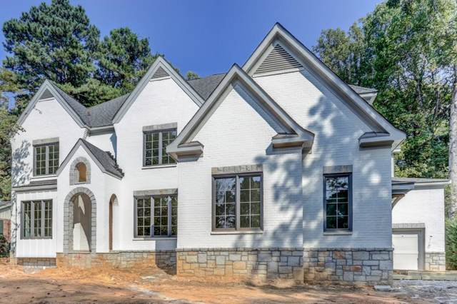 476 Loridans Drive NE, Atlanta, GA 30342 (MLS #6625955) :: North Atlanta Home Team