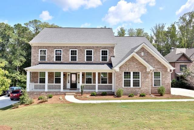 129 Millstone Way, Canton, GA 30115 (MLS #6625957) :: North Atlanta Home Team
