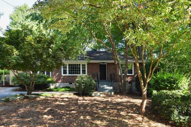 1808 Dyson Drive, Decatur, GA 30030 (MLS #6625994) :: North Atlanta Home Team