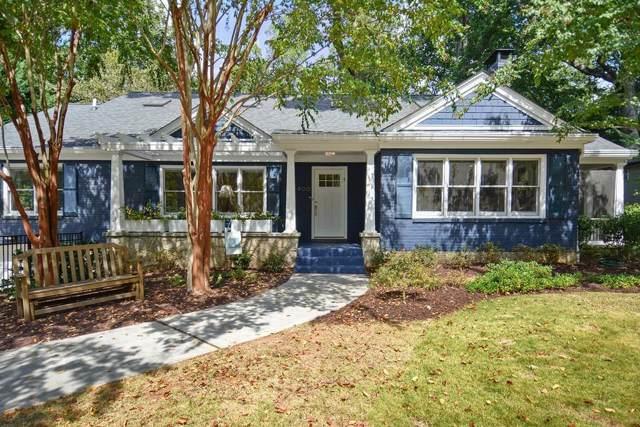 900 Los Angeles Avenue NE, Atlanta, GA 30306 (MLS #6626004) :: North Atlanta Home Team