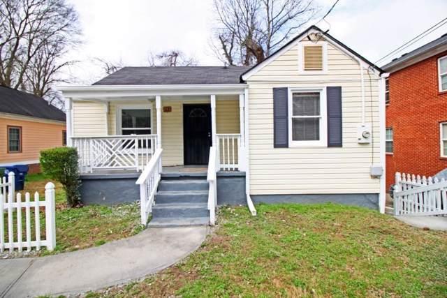 246 Stafford Street NW, Atlanta, GA 30314 (MLS #6626008) :: RE/MAX Prestige