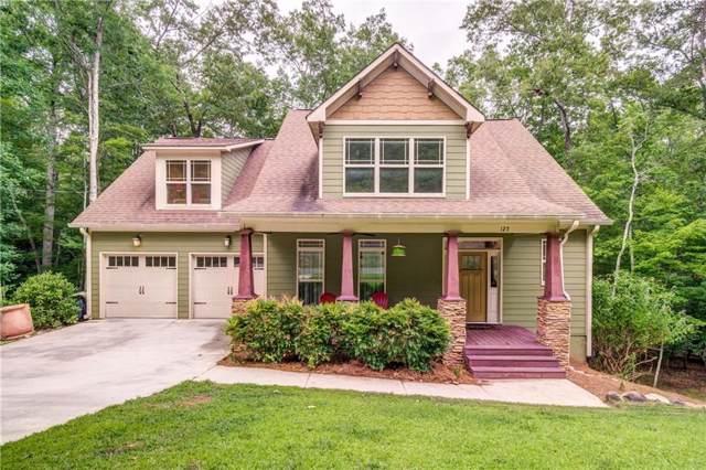 125 Council Oak Loop, Waleska, GA 30183 (MLS #6626029) :: North Atlanta Home Team