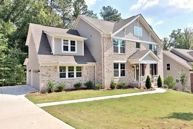 135 Millstone Way, Canton, GA 30115 (MLS #6626058) :: North Atlanta Home Team