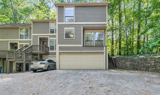3010 Steeplechase Drive, Alpharetta, GA 30004 (MLS #6626103) :: North Atlanta Home Team