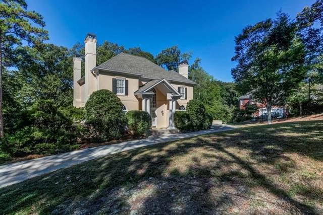 4110 Flintlock Road NW, Atlanta, GA 30327 (MLS #6626127) :: North Atlanta Home Team