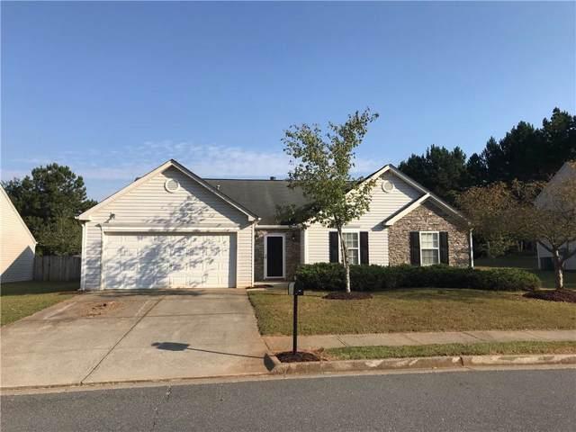 6110 Buck Hollow Drive NW, Acworth, GA 30101 (MLS #6626140) :: RE/MAX Paramount Properties