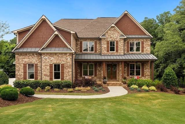 220 Five Oaks Farm Road, Alpharetta, GA 30004 (MLS #6626160) :: North Atlanta Home Team
