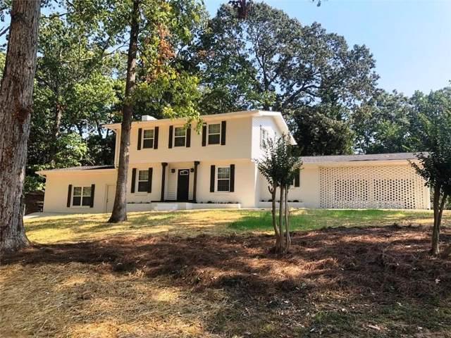 218 Sherwood Drive, Calhoun, GA 30701 (MLS #6626195) :: Charlie Ballard Real Estate