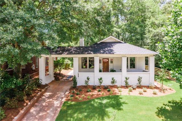 1676 Rogers Avenue SW, Atlanta, GA 30310 (MLS #6626206) :: Kennesaw Life Real Estate