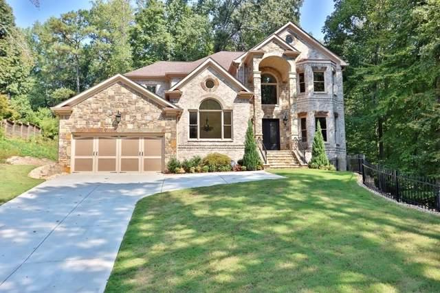 4161 Blackland Drive, Marietta, GA 30067 (MLS #6626209) :: North Atlanta Home Team