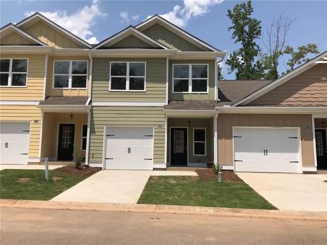 65 Towne Club Drive #45, Jasper, GA 30143 (MLS #6626226) :: North Atlanta Home Team