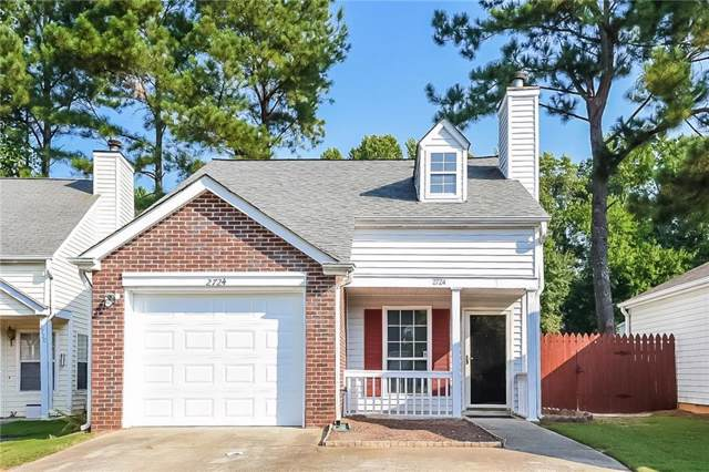 2724 Saint Charles Lane NW, Kennesaw, GA 30144 (MLS #6626273) :: North Atlanta Home Team