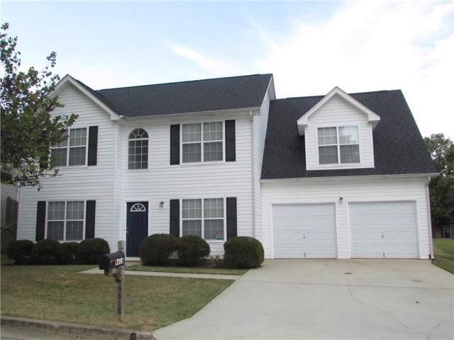 6618 Shaffers Way, Lithonia, GA 30058 (MLS #6626288) :: North Atlanta Home Team