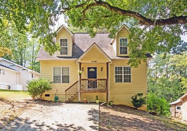 2196 Spink Street NW, Atlanta, GA 30318 (MLS #6626299) :: Kennesaw Life Real Estate