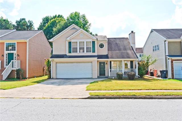 1291 Glynview Circle, Lawrenceville, GA 30043 (MLS #6626312) :: North Atlanta Home Team
