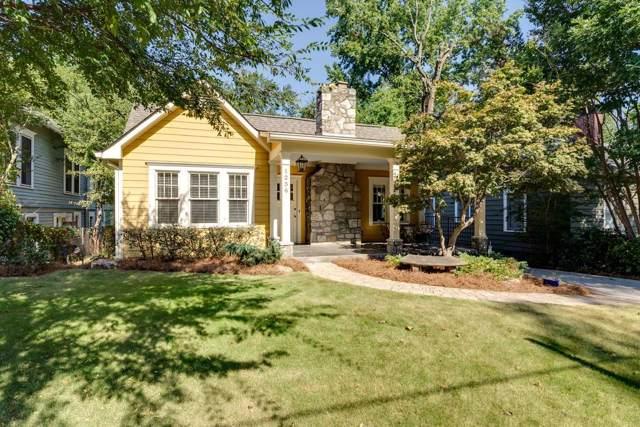 1256 Euclid Avenue NE, Atlanta, GA 30307 (MLS #6626338) :: North Atlanta Home Team