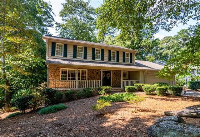 5206 Weatherwood Trace, Marietta, GA 30068 (MLS #6626342) :: KELLY+CO