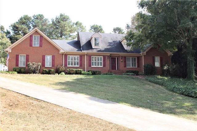 4019 Princeton Place, Gainesville, GA 30507 (MLS #6626359) :: The Hinsons - Mike Hinson & Harriet Hinson