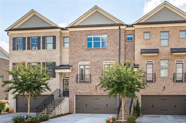 1582 Cambridge Place, Marietta, GA 30062 (MLS #6626396) :: North Atlanta Home Team