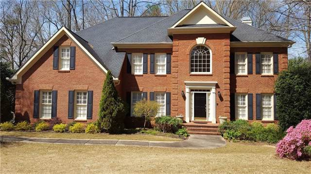 6281 Indian River Drive, Peachtree Corners, GA 30092 (MLS #6626492) :: North Atlanta Home Team