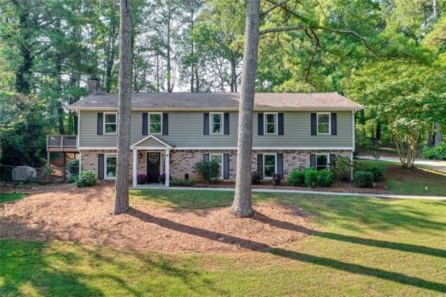 1910 Ridgefield Drive, Roswell, GA 30075 (MLS #6626507) :: North Atlanta Home Team