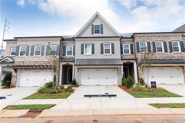 4361 Jenkins Drive NE #51, Roswell, GA 30075 (MLS #6626546) :: Kennesaw Life Real Estate