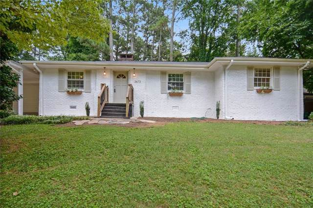 3673 Dial Drive, Stone Mountain, GA 30083 (MLS #6626565) :: North Atlanta Home Team