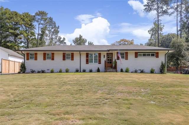 47 Rhodes Drive, Marietta, GA 30068 (MLS #6626582) :: North Atlanta Home Team