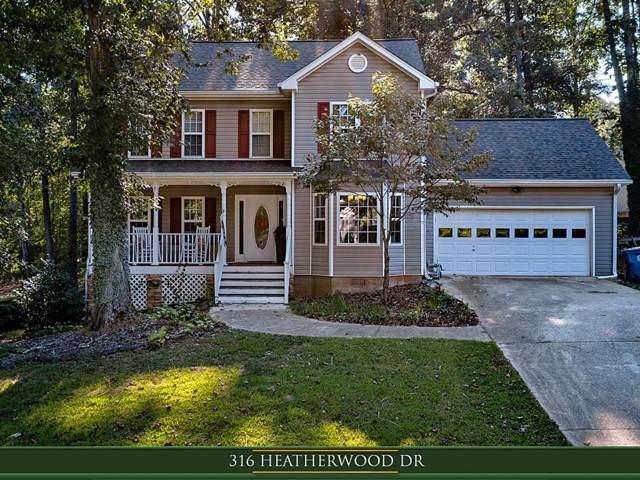 316 Heatherwood Drive, Auburn, GA 30011 (MLS #6626587) :: North Atlanta Home Team