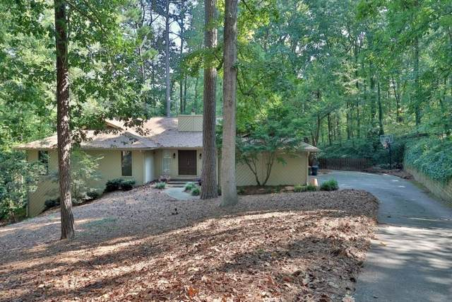 525 Marsh Creek Court, Sandy Springs, GA 30328 (MLS #6626628) :: North Atlanta Home Team