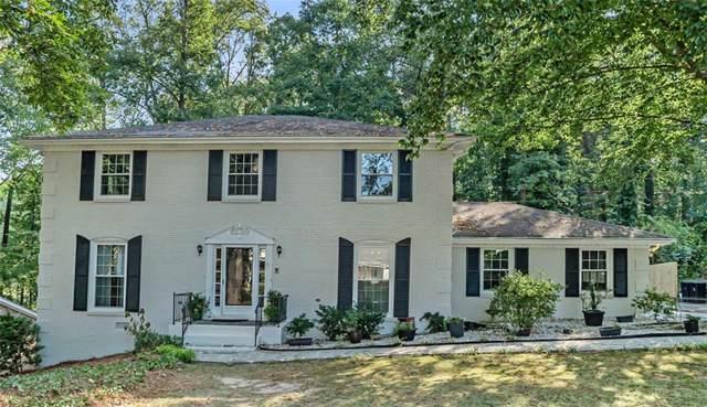 2313 Sherbrooke Drive NE, Atlanta, GA 30345 (MLS #6626647) :: North Atlanta Home Team